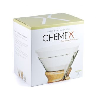 Filtros Circulares para Chemex 100u