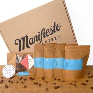 BOX NAVIDEÑO | 5Manifiesto | Set de degustación