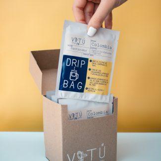 VITU | DRIP BAG | Pack x 12