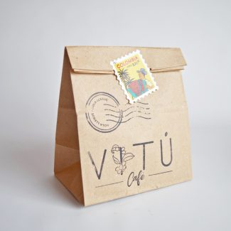 VITU | DRIP BAG | Pack x 6