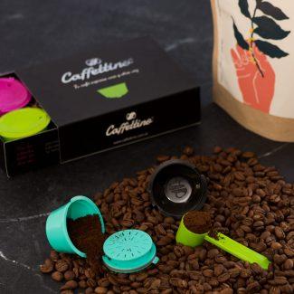 Caffettino | Dolce Gusto | Kit 4 + 250g Manifiesto Café