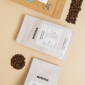 Black Weekend | NININA | Rwanda + Cáscara de café ¡Probalo!