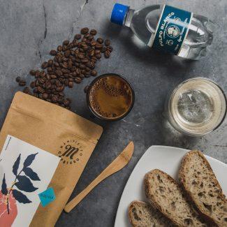 ¡Kit Calor! Tónica Pulpo Blanco + 250g Manifiesto Café