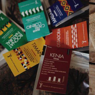 BOX FUEGO | Degustación 6 Variedades