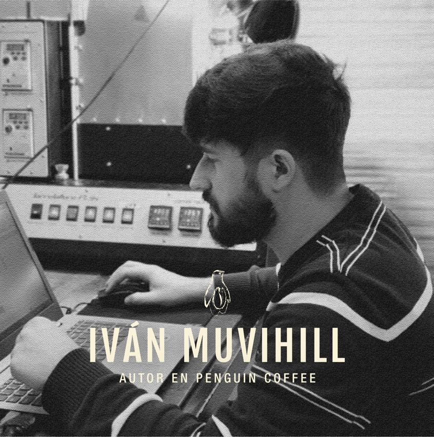 Lee más sobre el artículo Entrevista | Ivan Mulvihill (Penguin Coffee Roasters)