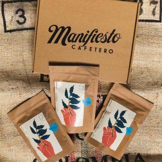 Box COLOMBIA   Manifiesto Cafetero   ¡Envío Gratis!