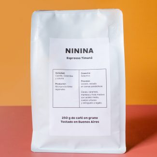 Espresso Timaná | COLOMBIA | 250g